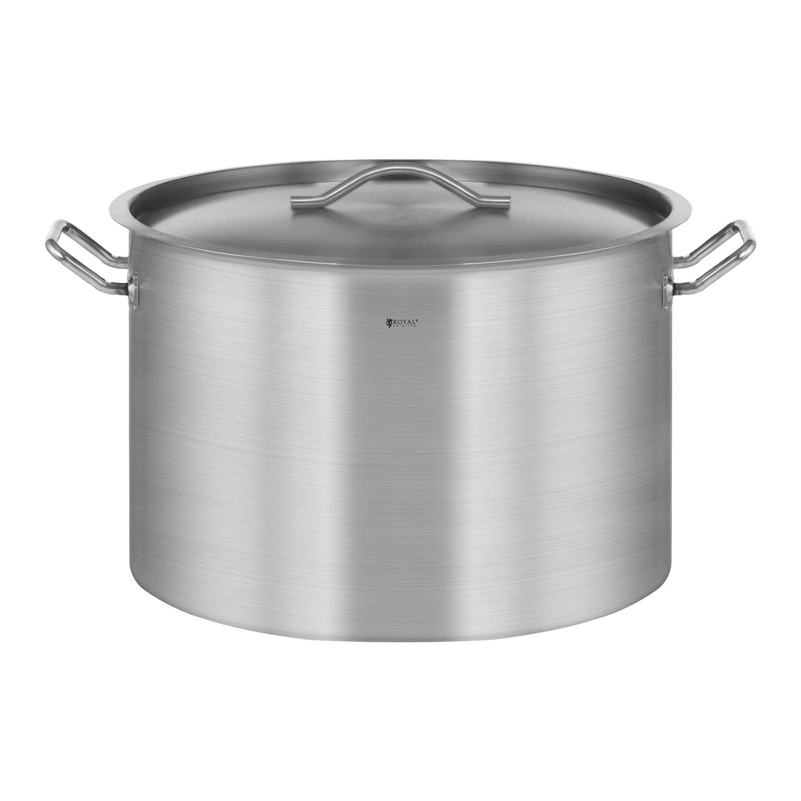 Royal Catering Casserole à induction - 113 L