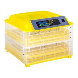 incubato Couveuse à œufs - 96 œufs - Mire-œuf inclus - Entièrement automatique IN-96DDI - Publicité
