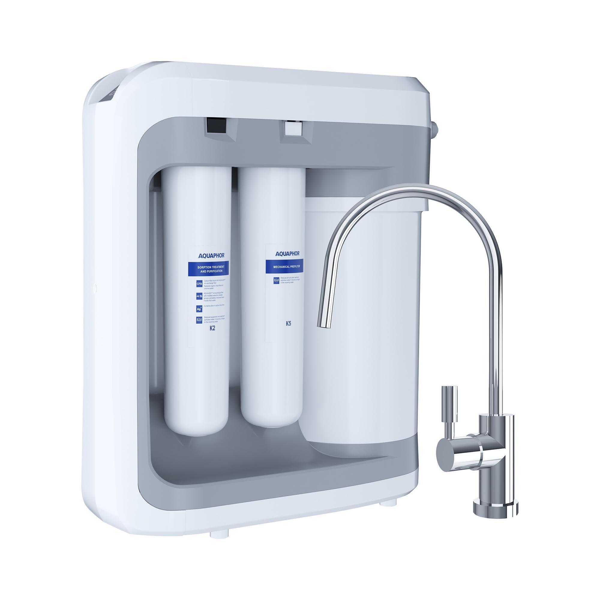 Aquaphor Osmoseur inverse Aquaphor - 450 l/jour - Avec robinet RO-203