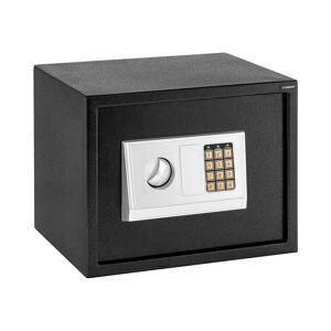 Stamony Coffre-fort électronique - 38 x 30 x 30 cm - Publicité