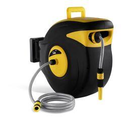 MSW Enrouleur de tuyau automatique - 30 m PRO-W 30