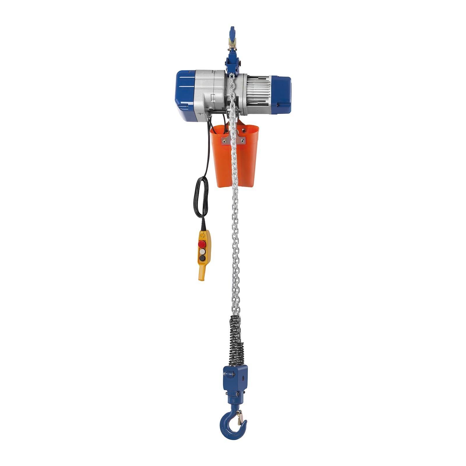 MSW Palan à chaîne électrique - 2 000 kg - 3 m PROLIFTOR 2000