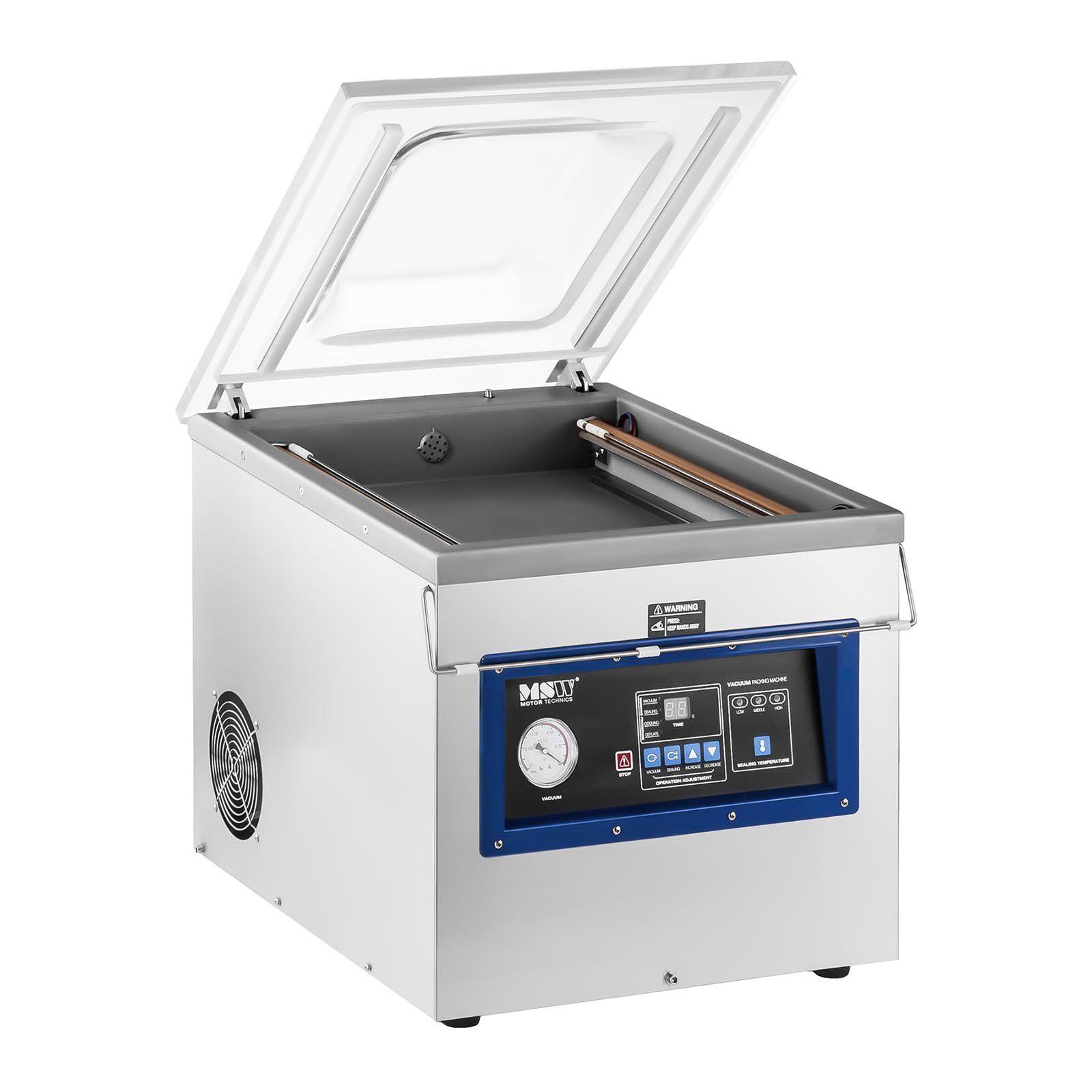 MSW Machine sous vide - 900 watts MSW-VPM-900K