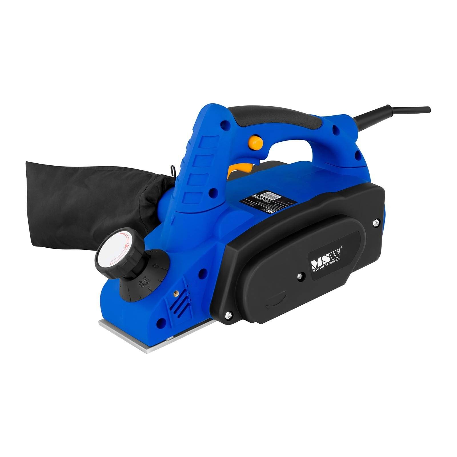 MSW Rabot électrique - 900 W
