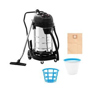 ulsonix Aspirateur eau et poussière - 3 600 W - 100 l FLOORCLEAN 100M - Publicité