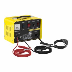 MSW Chargeur de batterie voiture - 6/12 V - 5/8 A S-CHARGER-10A - Publicité