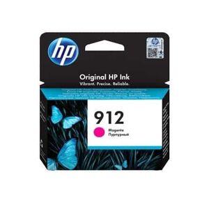 HP-912 M Cartouche d'encre HP - 3YL78AE - Magenta - Publicité