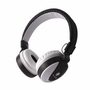 Casque avec Microphone HPH-5005 - Mains Libres - Talius - Blanc / Noir - Publicité