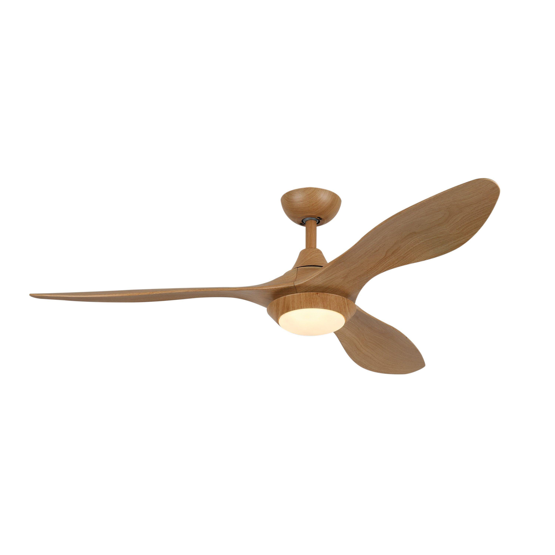 LBA Home Hilux de Lba Home un ventilateurs de plafond  DC design, plus compact, LED 3 ton.