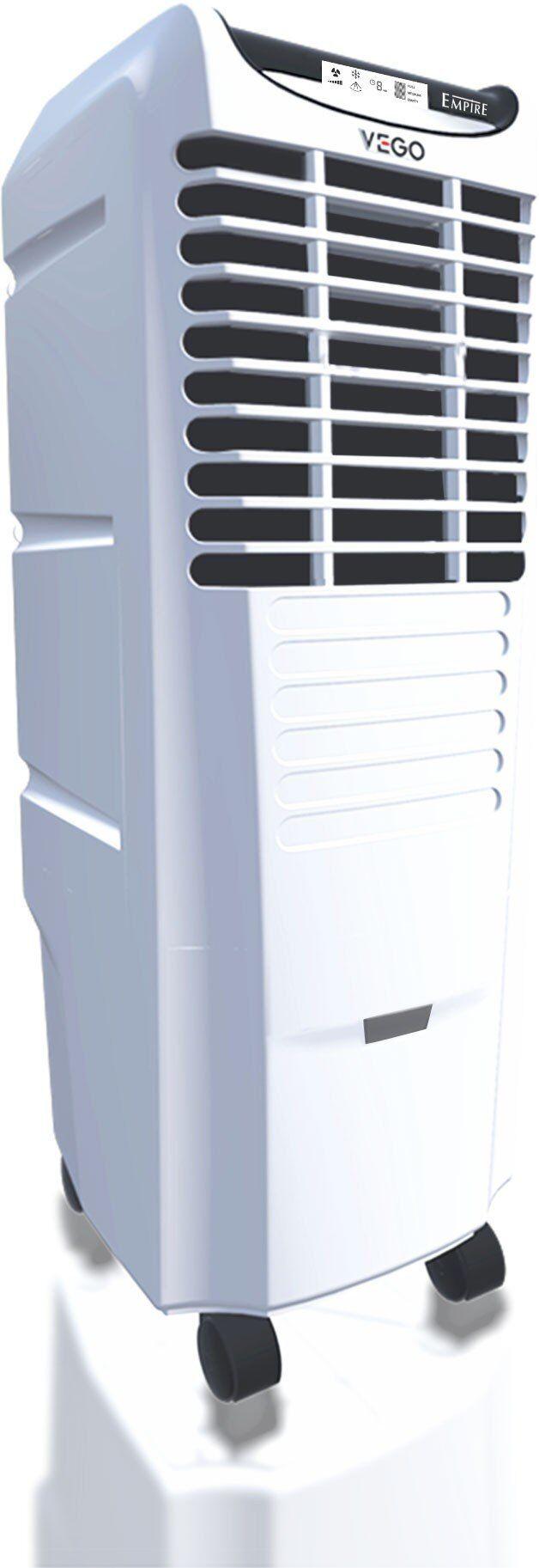 Purline Rafraîchisseur d'air gros volume, purificateur d'air, pour des pièces de 25 m²
