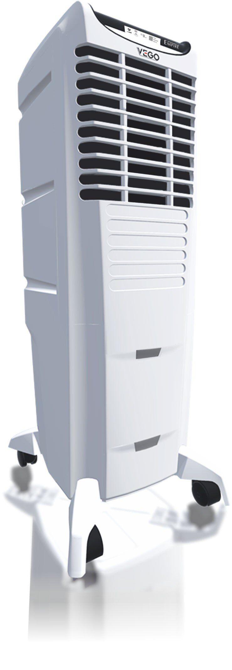 Purline Rafraîchisseur d'air gros volume, purificateur d'air ioniseur, pour des pièces de 30 m²