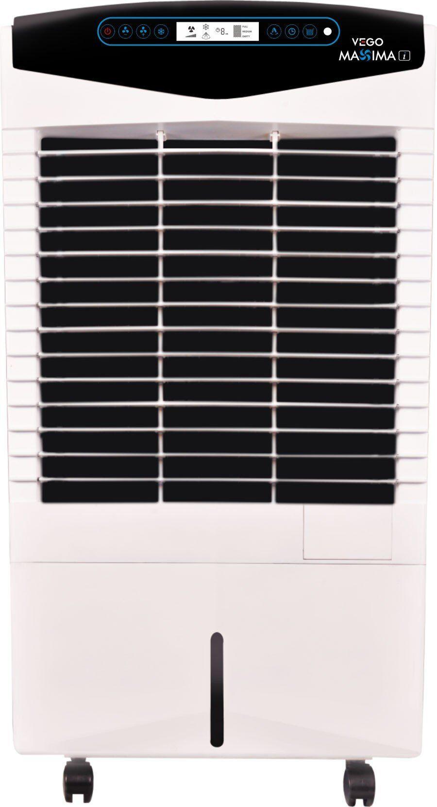 Purline Rafraîchisseur d'air Maxima I de Vego pour très grand volumes, idéal pour des ateliers, magasins, et autres, pour 60 m²