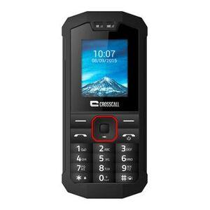 Crosscall SPIDER X1 - Téléphone noir