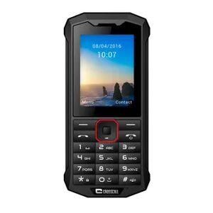 Crosscall SPIDER X4 - Téléphone noir
