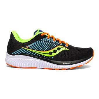 Saucony GUIDE 14 - Chaussures running Homme future black