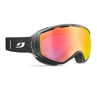 Julbo TITAN OTG - Masque ski photochromique Homme noir/flash rouge