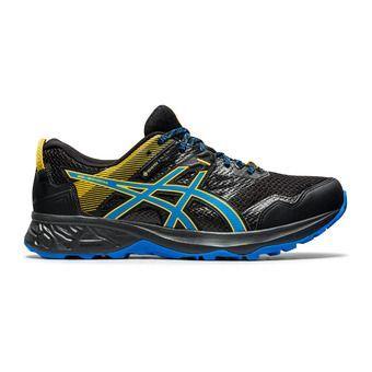 Asics GEL-SONOMA 5 GTX - Chaussures trail Homme black/directoire blue