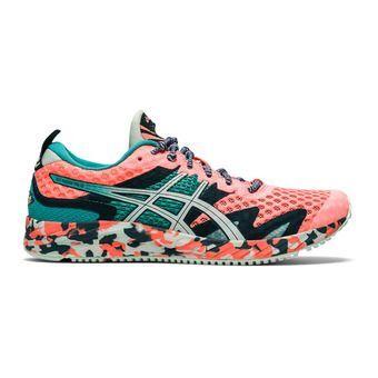 Asics GEL-NOOSA TRI 12 - Chaussures running Femme sun coral/bio mint