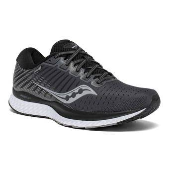 Saucony GUIDE 13 - Chaussures running Homme black/white