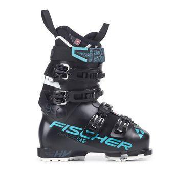 Fischer RANGER ONE 95 VACUUM WALK - Chaussures ski Femme black/black/black