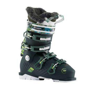 Rossignol ALLTRACK PRO 100 - Chaussures ski Femme dark green