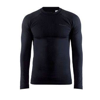 Craft ADV WARM FUSEKNIT INTENSITY - Sous-couche Homme black