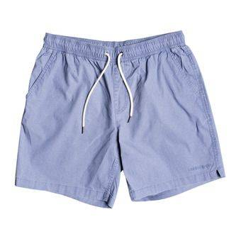 Quiksilver TAXER 17' - Short Homme stone wash