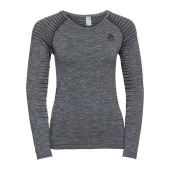 Odlo PERFORMANCE LIGHT - Sous-couche Femme grey melange