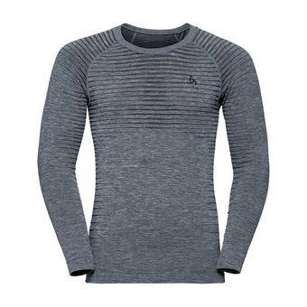 Odlo PERFORMANCE LIGHT - Sous-couche Homme grey melange