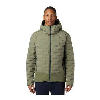Mountain Hardwear SUPER DS CLIMB - Doudoune Homme light army