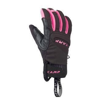 Camp G HOT DRY - Gants ski Femme noir/rose