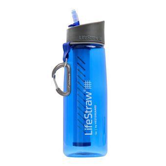 LifeStraw GO - Gourde filtrante blue