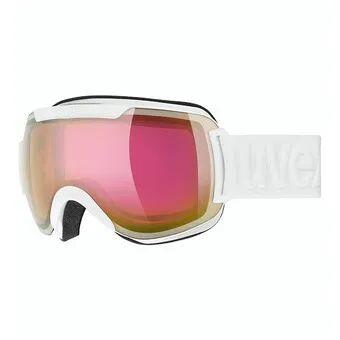 Uvex DOWNHILL 2000 FM - Masque ski white/mirror pink