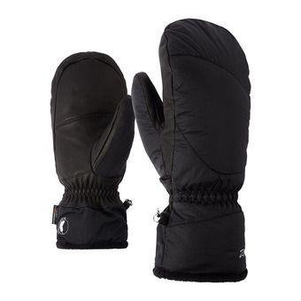Ziener KALI AS - Moufles ski Femme black