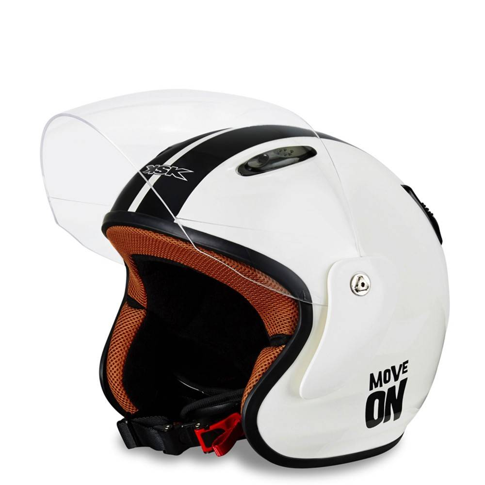 KSK Casque Move On Jet Taille S (55-56cm)