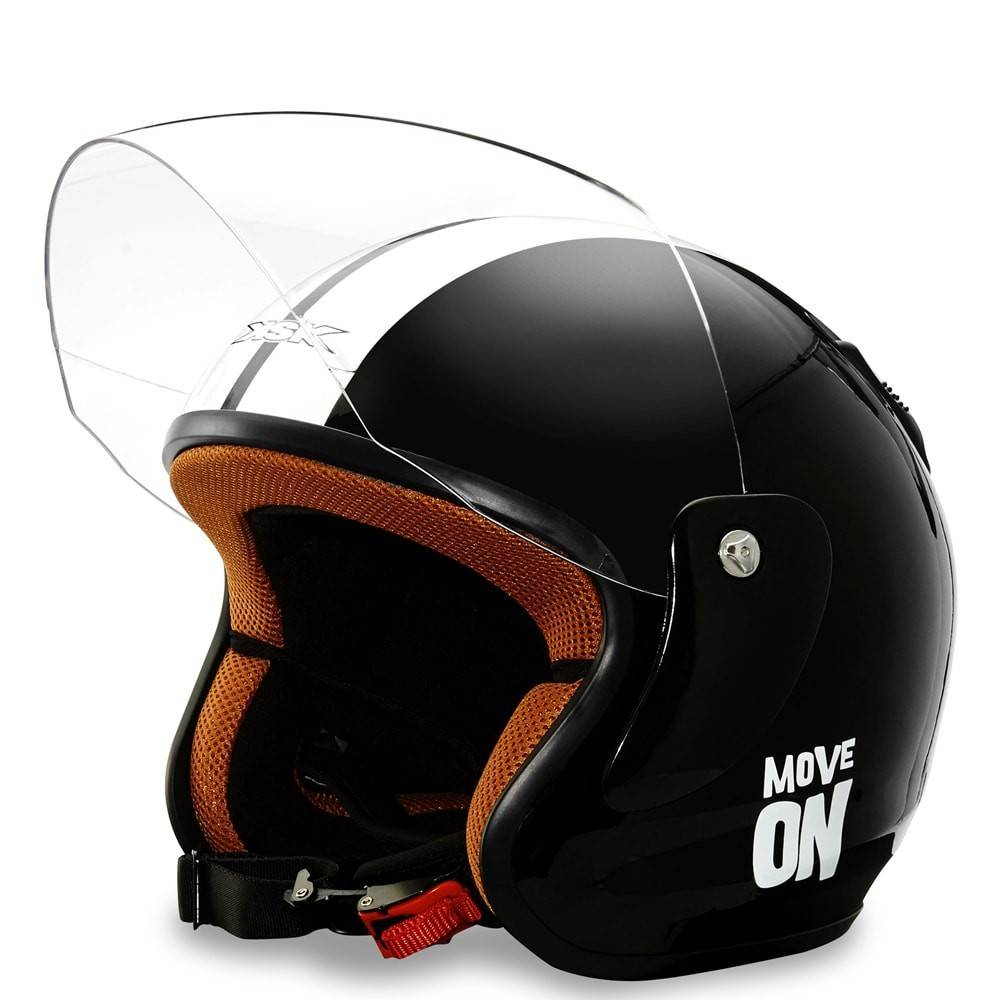 KSK Casque Move On Jet Taille M (57-58cm)