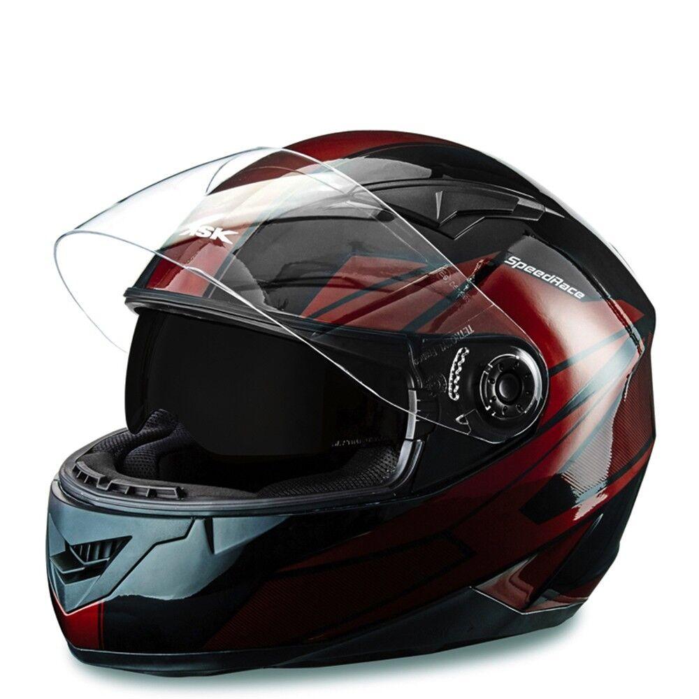 KSK Casque Speed Racer Intégral ...