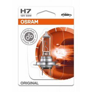 OSRAM Ampoule H7 12V - 55W - Publicité