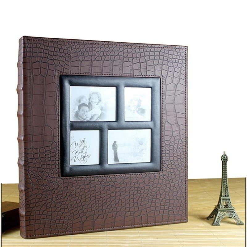 AliExpress Album Photo multi-directionnel, 400 pochettes, 6 pouces, pour famille, anniversaire, bébé, vacances,