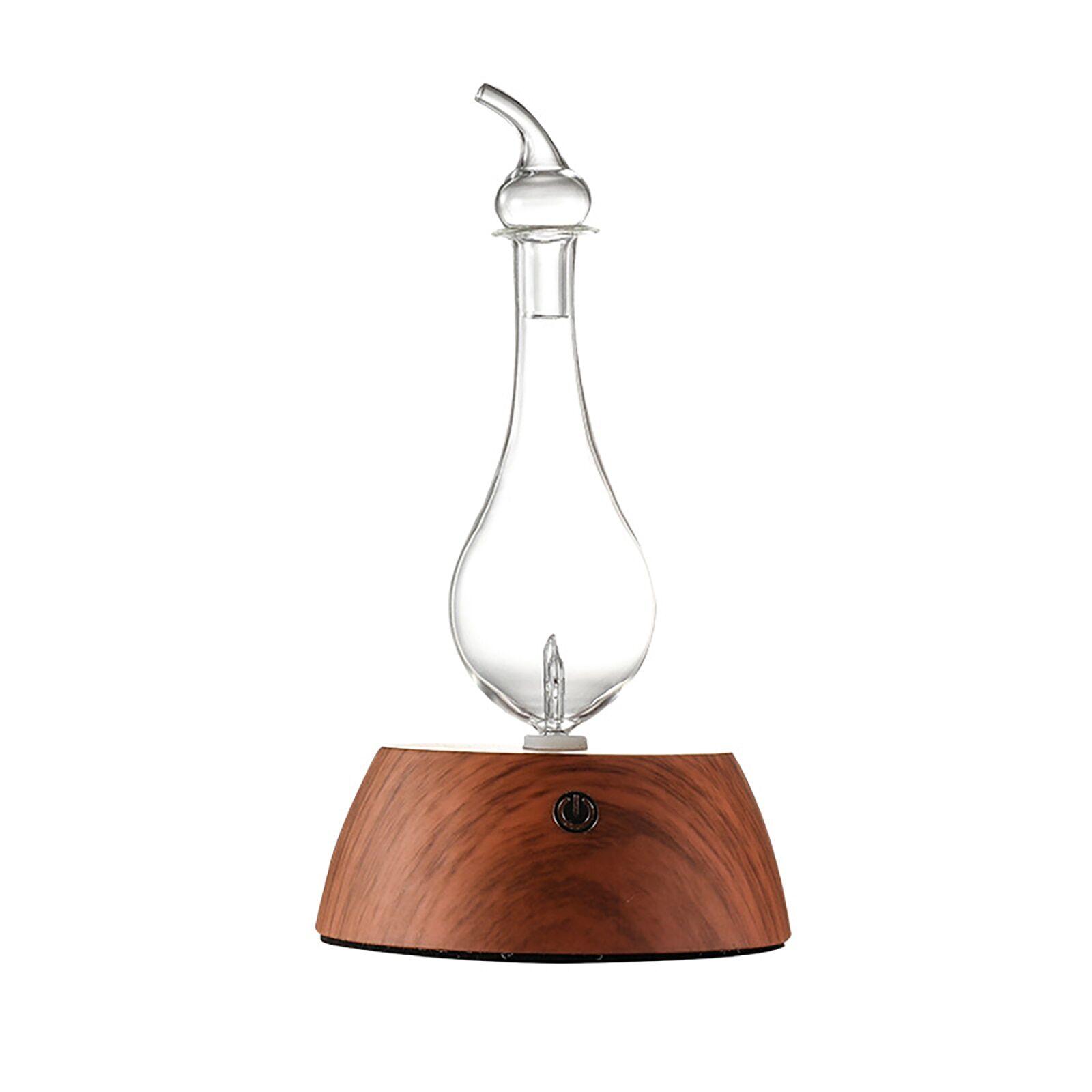 AliExpress Diffuseur d'huile essentielle pour aromathérapie, 20ml, Grain de bois, télécommande, humidificateur