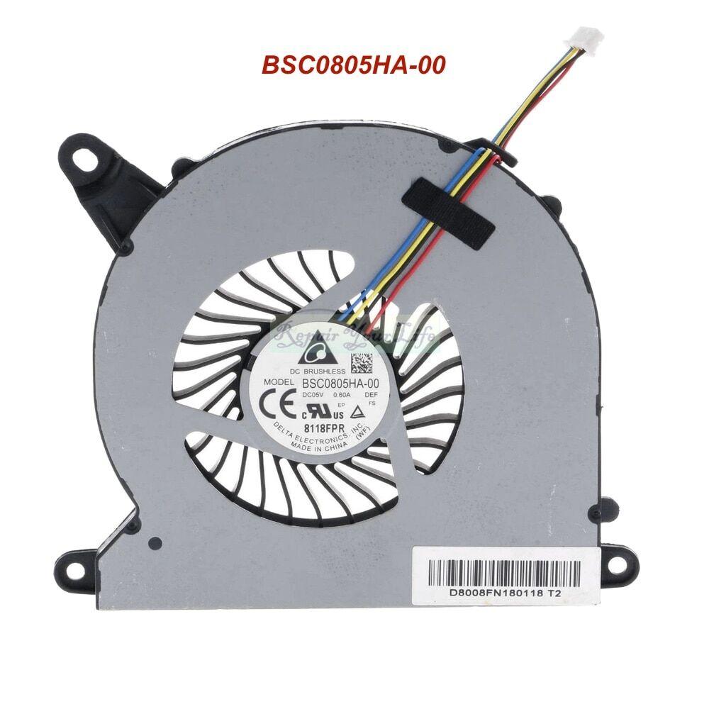 AliExpress Ventilateur de refroidissement CPU, pour Intel NUC 8I7BEH NUC8 NUC10 I3/I5/I7 BSC0805HA-00 NS65B01