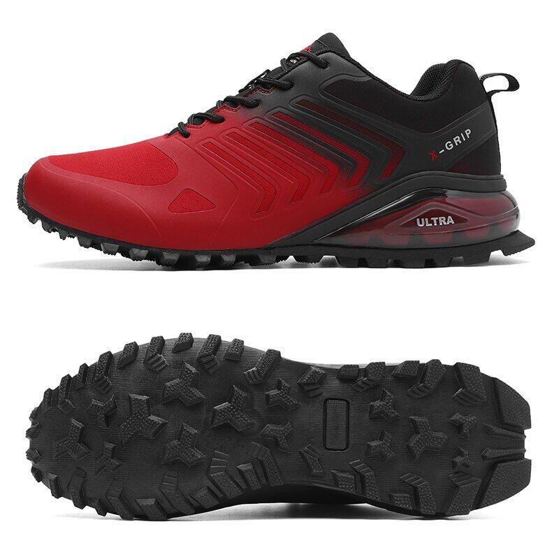 AliExpress Chaussures de randonnée professionnelles antidérapantes pour hommes, baskets d'escalade, de chasse,