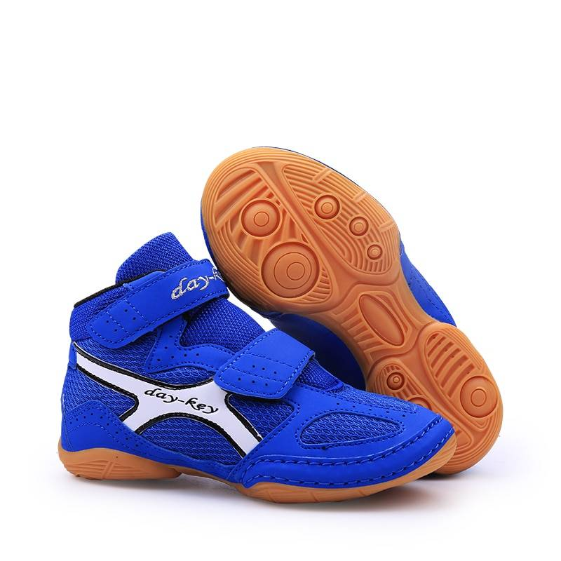 AliExpress Chaussures de boxe professionnelles pour garçons et filles, baskets respirantes et confortables pour