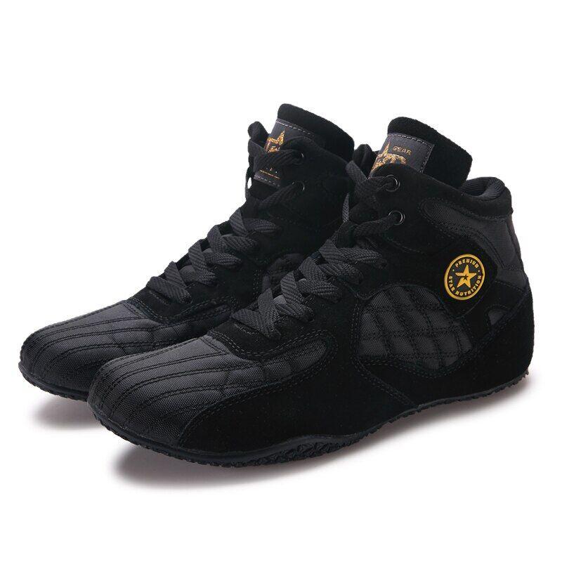AliExpress Chaussures de boxe et de combat pour hommes, chaussures professionnelles de Super qualité,