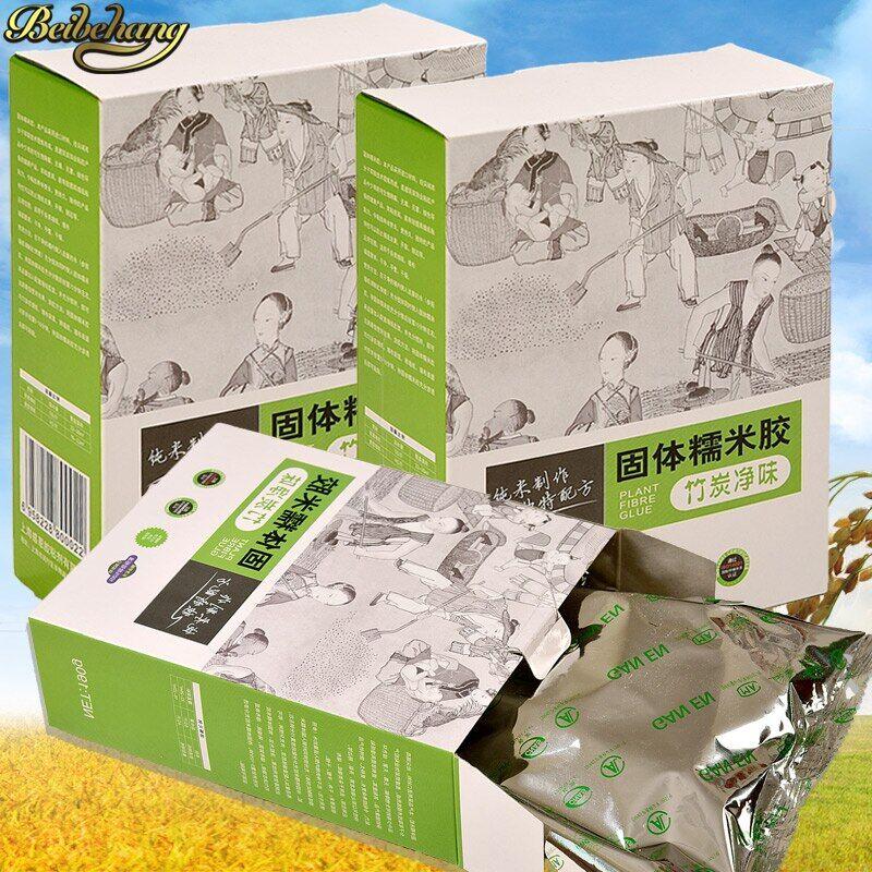 Beibehang – colle à riz gluant en poudre, adhésive murale, solide, gluant, sans couture, pour papier