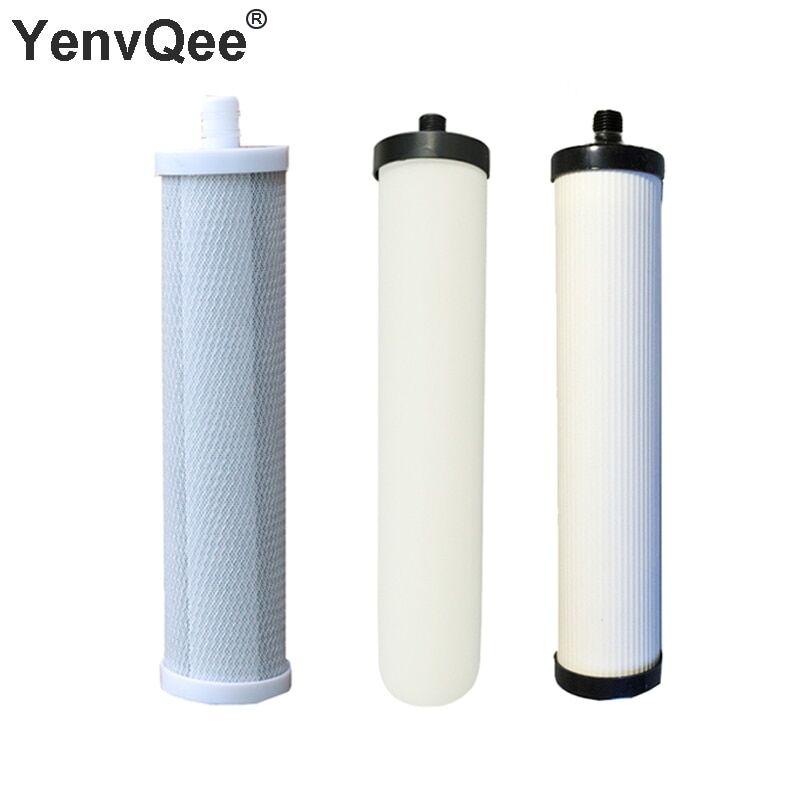 AliExpress CTO – filtre à charbon actif en céramique, 10 pouces, pour osmose inverse