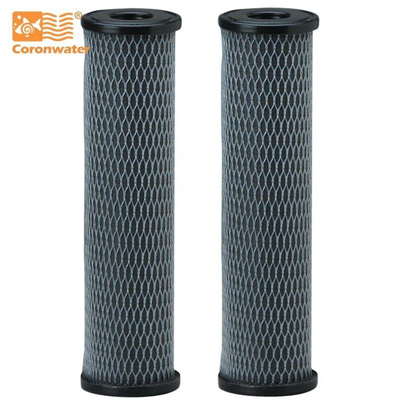 AliExpress Cartouche de filtre à eau C1, charbon actif, Cellulose imprégnée, 5 microns