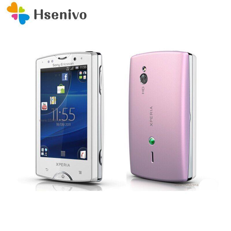 AliExpress Sony Ericsson – smartphone Xperia mini ST15 débloqué, reconditionné, Original, Android 4.1, 3G,