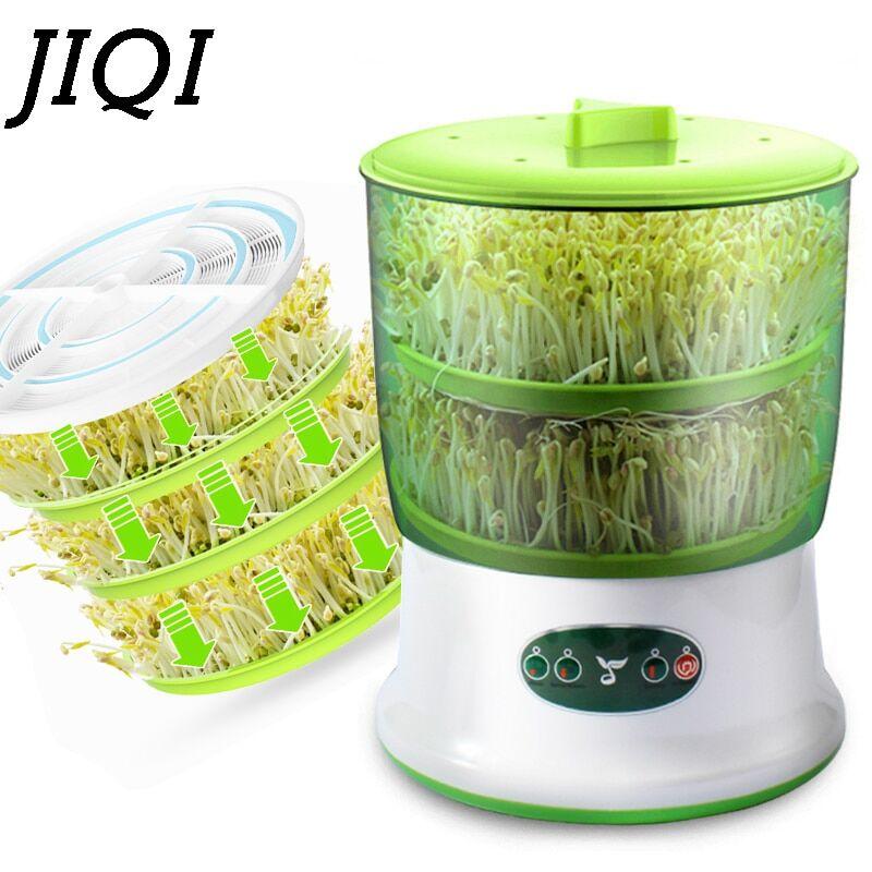 AliExpress Thermostat de croissance de graines de légumes verts, seau de croissance de graines de haricots,