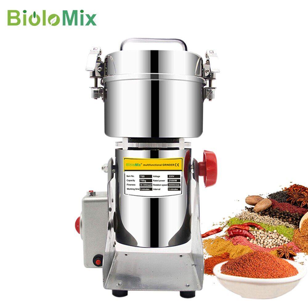 AliExpress BioloMix 700g Grains épices Hebals céréales café sec moulin moulin à nourriture rectifieuse moulin à